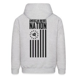 Nation - Men's Hoodie