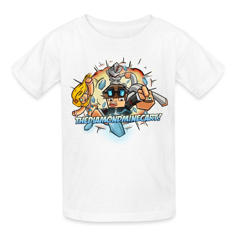 #OptimalSavage - Kids' T-Shirt
