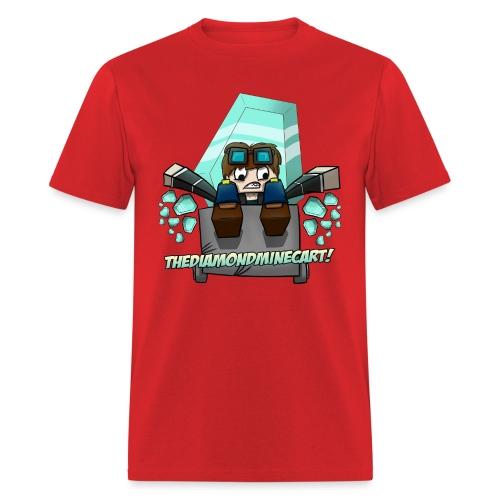 #OptimalSavage - Men's T-Shirt