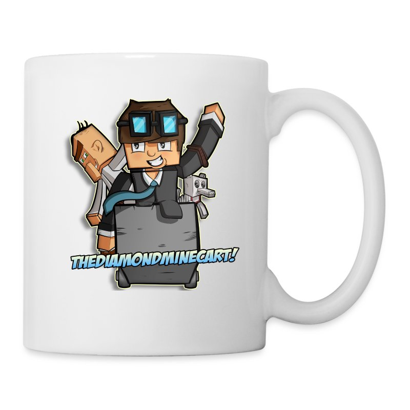 Team TDM - Coffee/Tea Mug