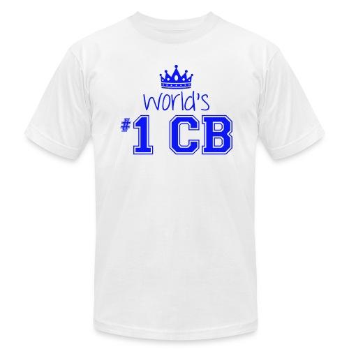 World's #1 CB T-Shirt - Men's  Jersey T-Shirt