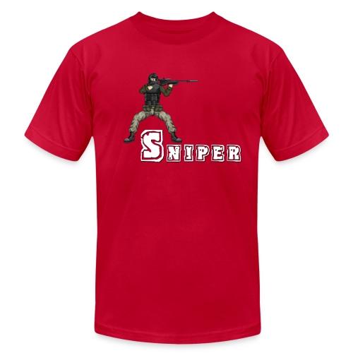 BFFs - Sniper - Men's  Jersey T-Shirt