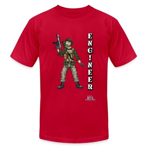 BFFs- Engineer - Men's  Jersey T-Shirt
