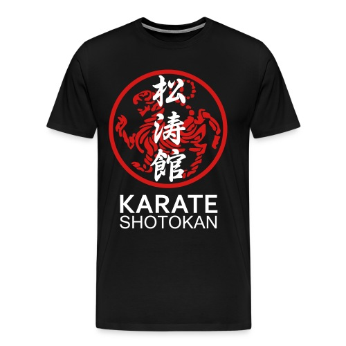 Karate Shotokan - Men's Premium T-Shirt