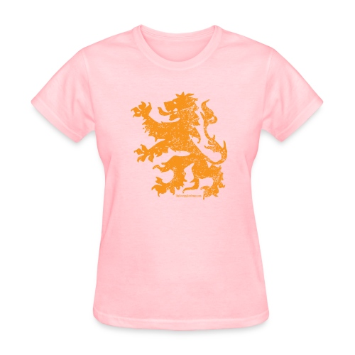 Dutch Lion - Women's T-Shirt
