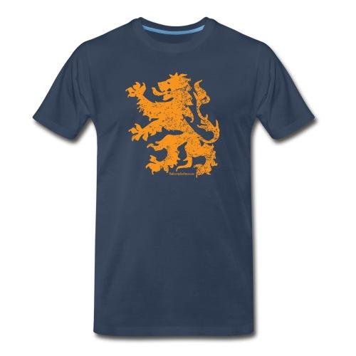 Dutch Lion - Men's Premium T-Shirt