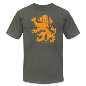 Dutch Lion - Men's Fine Jersey T-Shirt