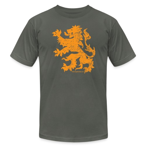 Dutch Lion - Men's Fine Jersey T-Shirt