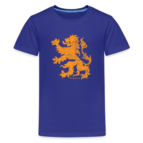 Dutch Lion - Kids' Premium T-Shirt