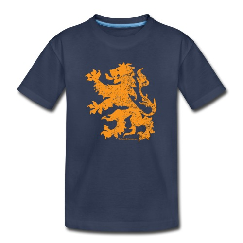 Dutch Lion - Toddler Premium T-Shirt