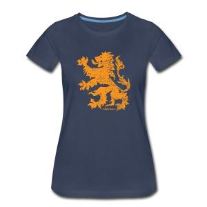 Dutch Lion - Women's Premium T-Shirt
