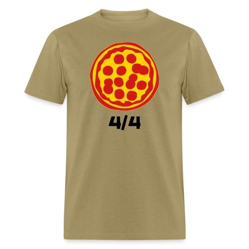 4/4 Rebanadas de Pizza - Men's T-Shirt