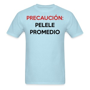 Pelele Promedio - Men's T-Shirt