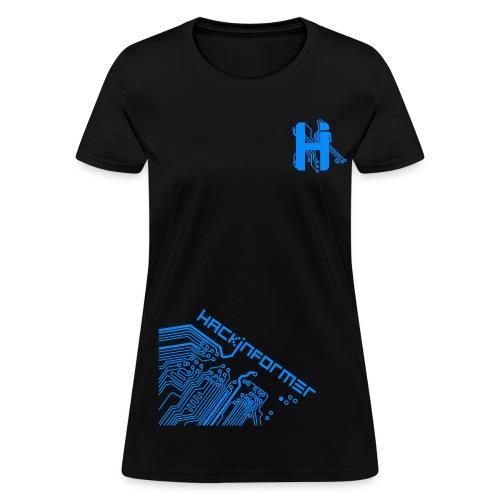 1_logo.png - Women's T-Shirt