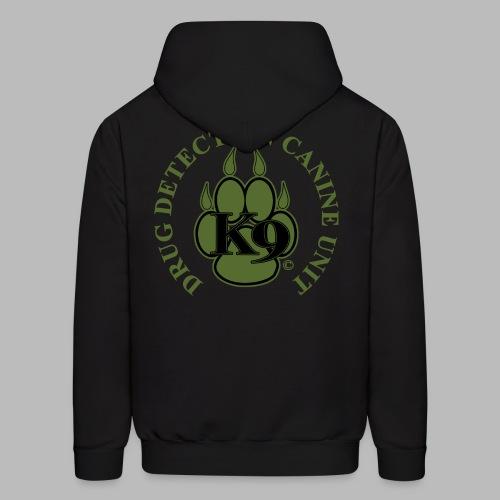 Drug Detection K-9 Unit hoodie - Men's Hoodie