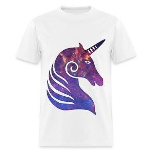 GALAXY UNICORN - Men's T-Shirt