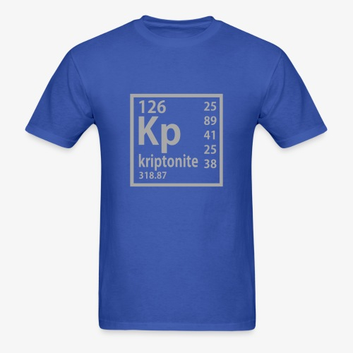 Kriptonite - Men's T-Shirt