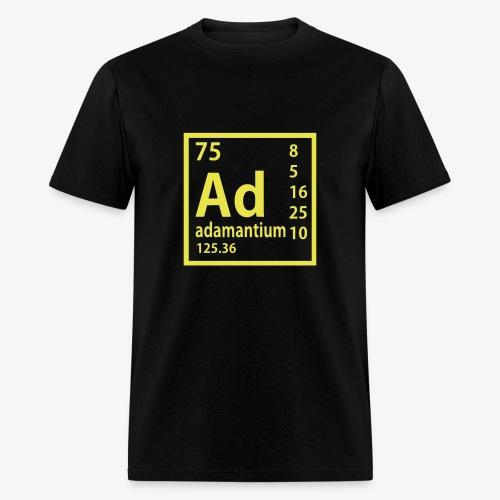 Adamantium - Men's T-Shirt