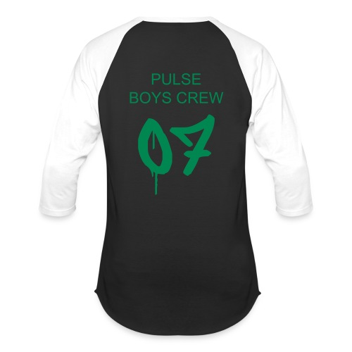 pulse baseball shirt - Baseball T-Shirt