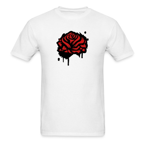 PULSE ROSE TEE - Men's T-Shirt