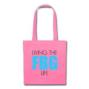 Living the FBG Life Tote - Tote Bag