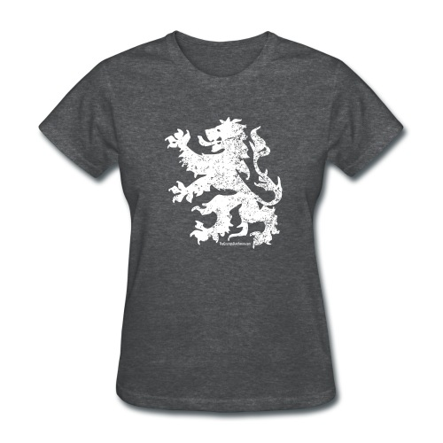 Dutch Lion (white) - Women's T-Shirt