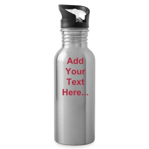 Personalized Stainless Steel Water Bottle - Water Bottle