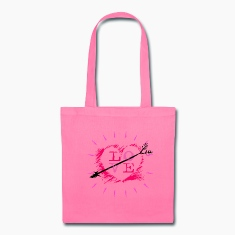 Valentine Love Bags & backpacks