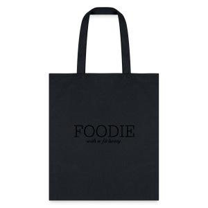 Foodie Tote - Tote Bag