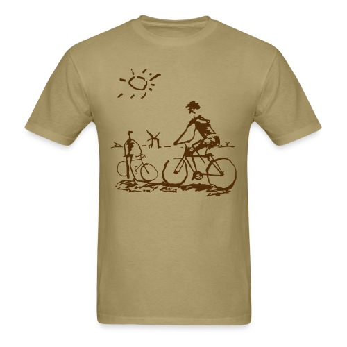 Bicycling Picasso Bike Biker