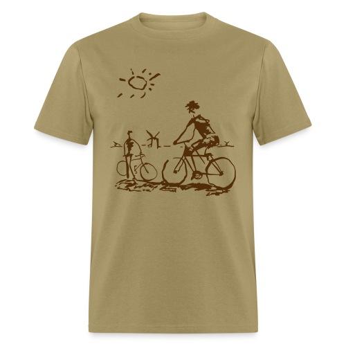 Bicycling Picasso Bike Biker