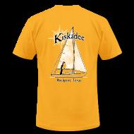 T-Shirts ~ Men's T-Shirt by American Apparel ~ Aaron's Boat Shirt