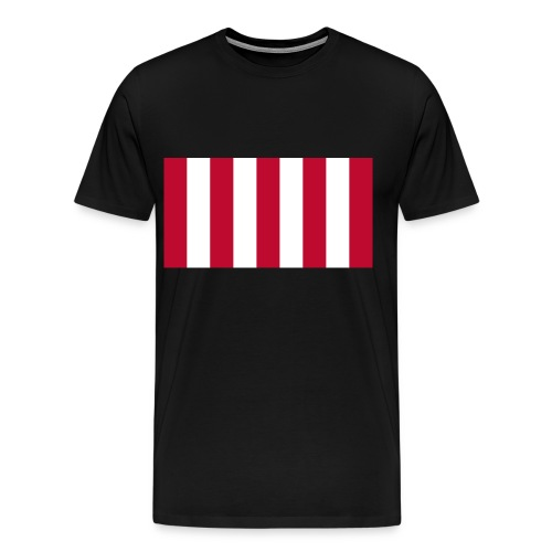 SOL Rebellious Flag - Men's Premium T-Shirt