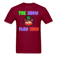 T-Shirts ~ Men's T-Shirt ~ Jaahso's Snow Plow Show Design