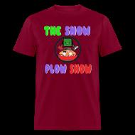 T-Shirts ~ Men's T-Shirt ~ Jaahso's Snow Plow Show Design