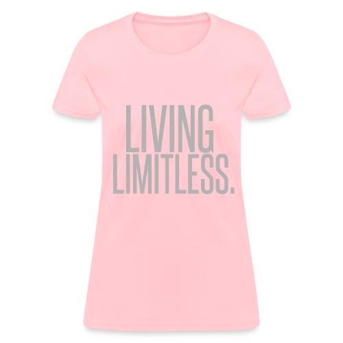 Living Limitless - Women's T-Shirt