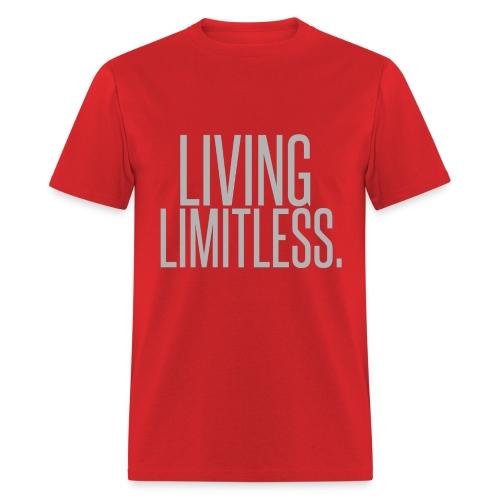 Living Limitless - Men's T-Shirt