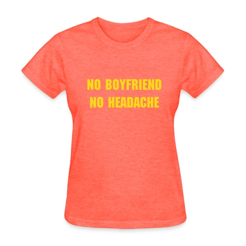 Women's Tshirt - Relationship humor - Women's T-Shirt