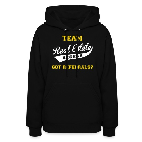 Team RE Hooded - Women's Hoodie