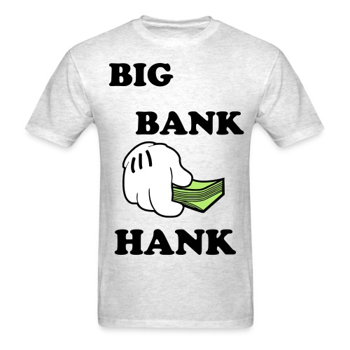 bg bank - Men's T-Shirt