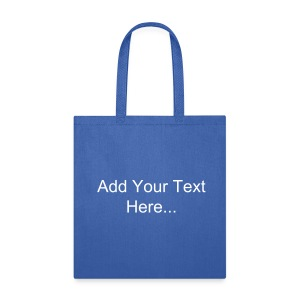 Personalized Cotton Canvas Tote Bag - Tote Bag