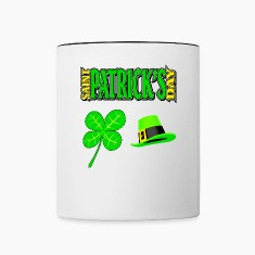 Saint Patrick's Day Bottles & Mugs