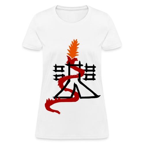 SergiuHellDragoon Logo T-Shirt (Women) - Women's T-Shirt