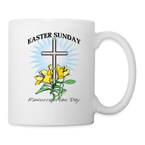 Easter Sunday Coffee And Tea Mug - Coffee/Tea Mug