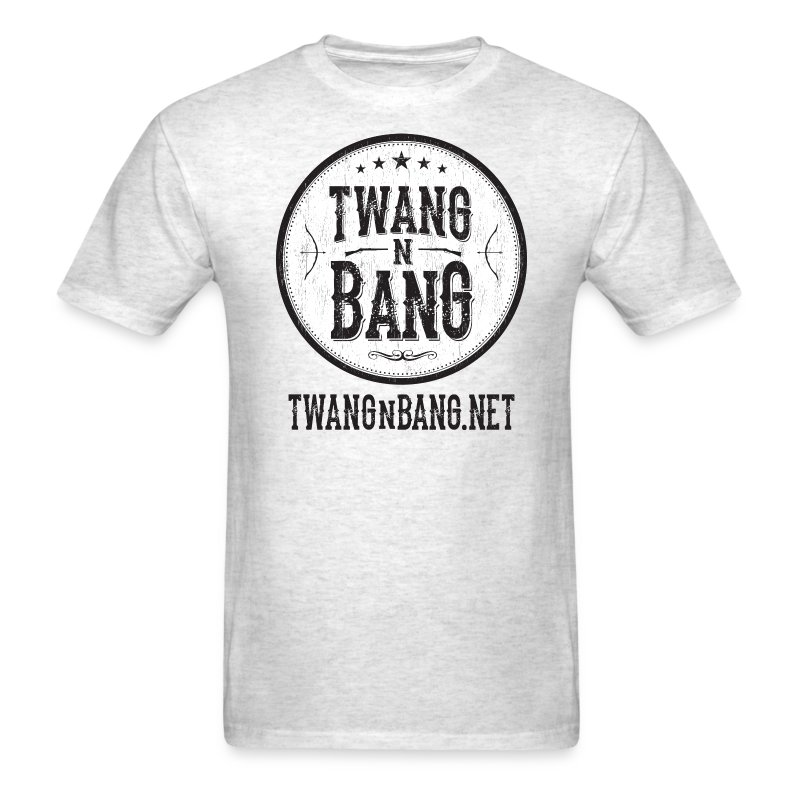 TNB_LogoBW_Web2 - Men's T-Shirt