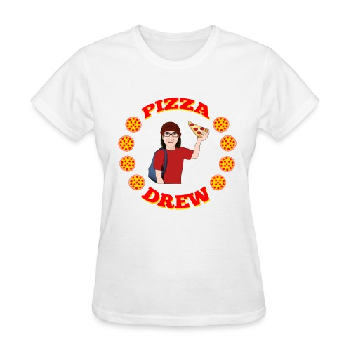 Pizza Drew - Women's T-Shirt