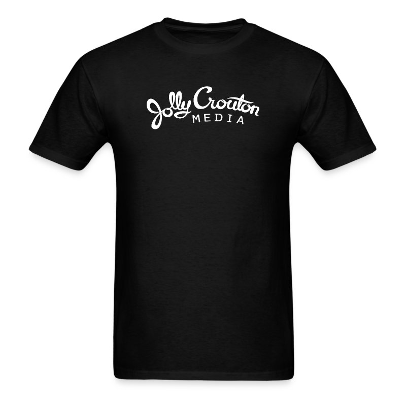 Dark Jolly Crouton Media Shirt - Men's T-Shirt