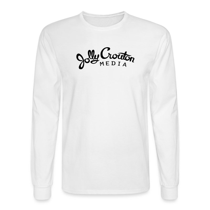 Jolly Crouton Media Long-Sleeve Shirt - Men's Long Sleeve T-Shirt