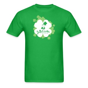 Jolly Crouton Media St. Patrick's Day Shirt - Men's T-Shirt
