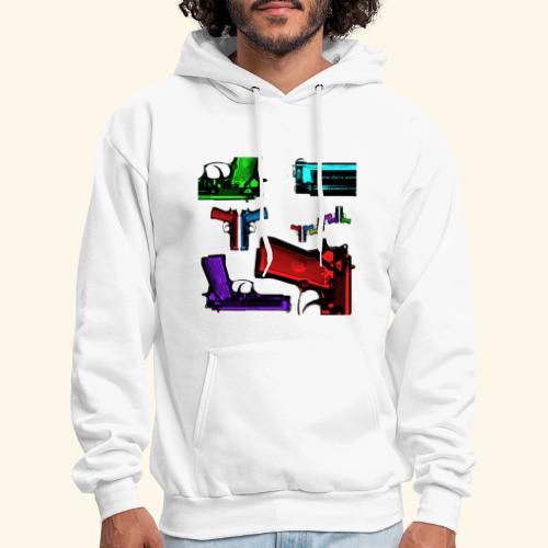 Trayvon Colorful Hoodie - Men's Hoodie